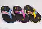 New Princess Youth Girls Flip-Flop Sandals Thongs Medium Beach Casual Wear