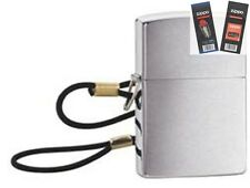 Zippo 275 lossproof loop and lanyard Lighter with *FLINT & WICK GIFT SET*