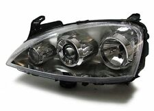 front left side projector headlight front light for Corsa C 03-06