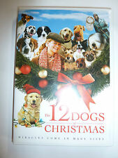12 Dogs of Christmas DVD cute holiday family movie Bonita Friedericy Adam Hicks