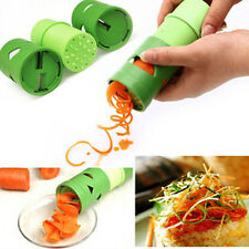 cuisine Fruit Légumes Cutter Twister Food Processor Spiral Slicer Grater