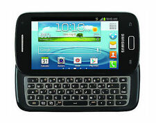 SAMSUNG T699 GALAXY S RELAY BLACK T-MOBILE UNLOCKED 4G KEYBOARD ANDROID 8GB