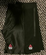 Reebok CrossFit Super Nasty II Board Short & Compression Short Mens M Black