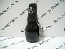 Sinful Colors Crackle Nail Polish #1019 Black Crackle