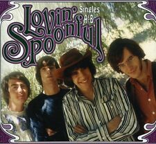 Singles A's & B's - Lovin' Spoonful (2006, CD NIEUW)2 DISC SET