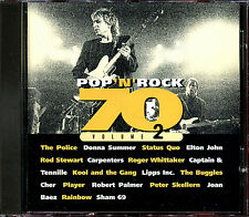 POP'N'ROCK 70 VOLUME 2 - ANNEES 70 - CD COMPILATION [1425]