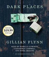 Dark Places by Gillian Flynn (2013, CD, Unabridged)