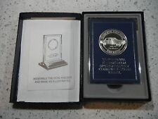 FRANKLIN MINT FORD FALCON 40TH ANNIVERSARY  COLLECTORS COMMEMORATIVE MEDAL COIN