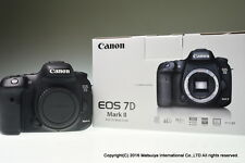 Canon EOS 7D Mark II Body 20.2 MP Digital Camera Excellent+