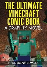 The Ultimate Minecraft Comic Book Volume 1: The Curse of Herobrine, New