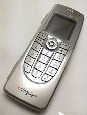 Silver Unlocked Nokia 9300 b GSM Triband QWERTY Bluetooth Smartphone