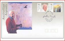 AUS9900FDC Legends of Australian painting A.Boyda FDC