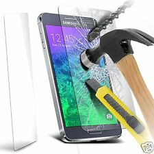 100% Genuine Tempered Glass Film Screen Protector for Samsung Galaxy Alpha