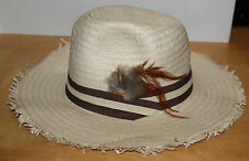 "ALDO Women's ""PICHETTE"" Straw Hat in S (NWT)"