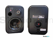 JBL On Air Control series wireless All Weather Studio Active Monitors 2.4G Black