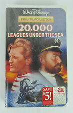 NEW - 20,000 Leagues Under the Sea (VHS, 1954) Factory Sealed