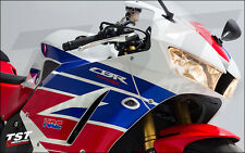 HALO-1 Flushmounts Honda CBR600RR 2013 2014 2015 2016 CLEAR WHITE