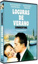 SUMMERTIME (1955) **Dvd R2** Katharine Hepburn