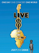 Live 8 - One Day, One Concert, One World - July 2nd 2005