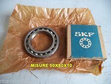 CUSCINETTO SKF 16010  misure  50X80X10