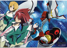 Star Driver Group Wall Scroll Poster Anime NEW