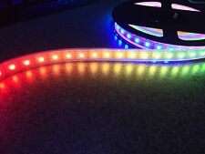 66 LEDs/m, 5M APA102 RGB LED strip, IP67, Individually Addressable!