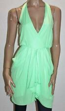 SHEIKE Designer Mint Enchanted Sleeveless Day Dress Size 6/XXS BNWT #sx119