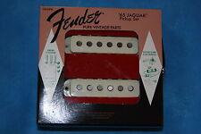 Fender American Vintage '65 Jaguar Pickup Set, MPN 0992238000