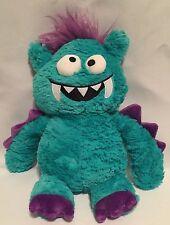 Gund Monsteroos Winger Turquoise Monster Chaser Plush