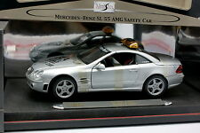 Maisto 1/18 - Mercedes SL 55 AMG Safety car