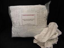 30 x 10kg Borsa del 100% COTONE FOGLI LINT GRATUITO per la pulizia Stracci/Stracci