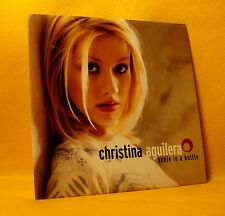 Cardsleeve single CD Christina Aguilera Genie In A Bottle 2TR 1999 Pop RnB Soul