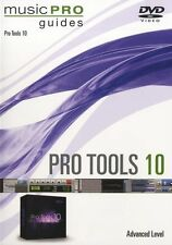 Music Pro Guide Pro Tools 10 Advanced Learn Play Synthesiser Synth Music DVD