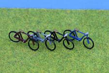 OO/HO gauge Painted Bikes - P&D Marsh PDZ09 free post