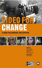 Gregory-Video For Change  BOOK NEW
