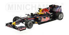 1/18 Red Bull Renault RB5  Winner Chinese GP 2009 S.Vettel with Rain Tyres