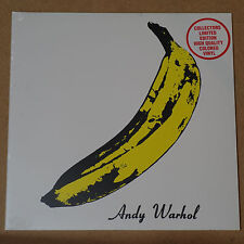 THE VELVET UNDERGROUND & Nico ***Yellow Vinyl-LP***NEW***sealed***