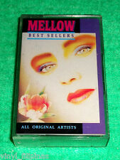 PHILIPPINES:MELLOW BEST SELLERS,TIFFANY,DEBBIE GIBSON,TAPE, Cassette,RARE