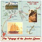 Voyage of the Scarlet Queen Old Time Radio Shows 35 Episodes in MP3 on CD