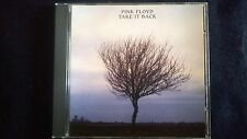 PINK FLOYD 'Take It Back' Rare US Cd PROMO ONLY Unplayed