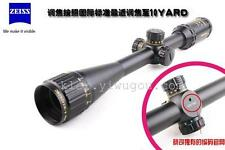 Carl Zeiss 4-16x40 Hunting Tactical Conquest Rifle Scope Illuminated Riflescope