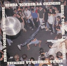 Zebda CD Single Tomber La Chemise - France