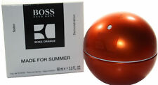 Hugo Boss In Motion Orange Made For Summer 3.0oz/90ml Edt Spray For Men N/Unbox