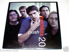 cd-single, Matchbox 20 - Push, 3 Tracks, Cardsleeve
