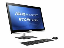 """ASUS ET2230IUT 21.5"""" Touch AIO Intel i3-4160T 3.1GHz 8GB 1TB HDMI out  Win 8.1"""