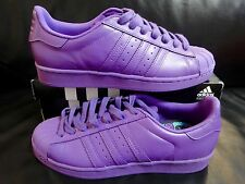 Adidas Superstar Supercolor/lila/Größe 47 1/3