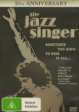 New! The Jazz Singer 25th Anniversary Edition DVD (UK seller!!!) Neil Diamond!