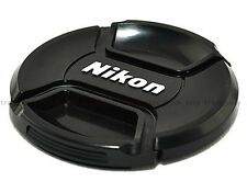 NEW 77mm Front Lens Cap Snap-on Cover for Nikon Camera