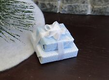 """Dollhouse Miniature Christmas Present #6 Holiday Gifts 1"""" Scale 1:12 Accessory"""