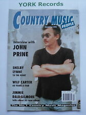 COUNTRY MUSIC PEOPLE MAGAZINE - December 1993 - John Prine / Shelby Lynne